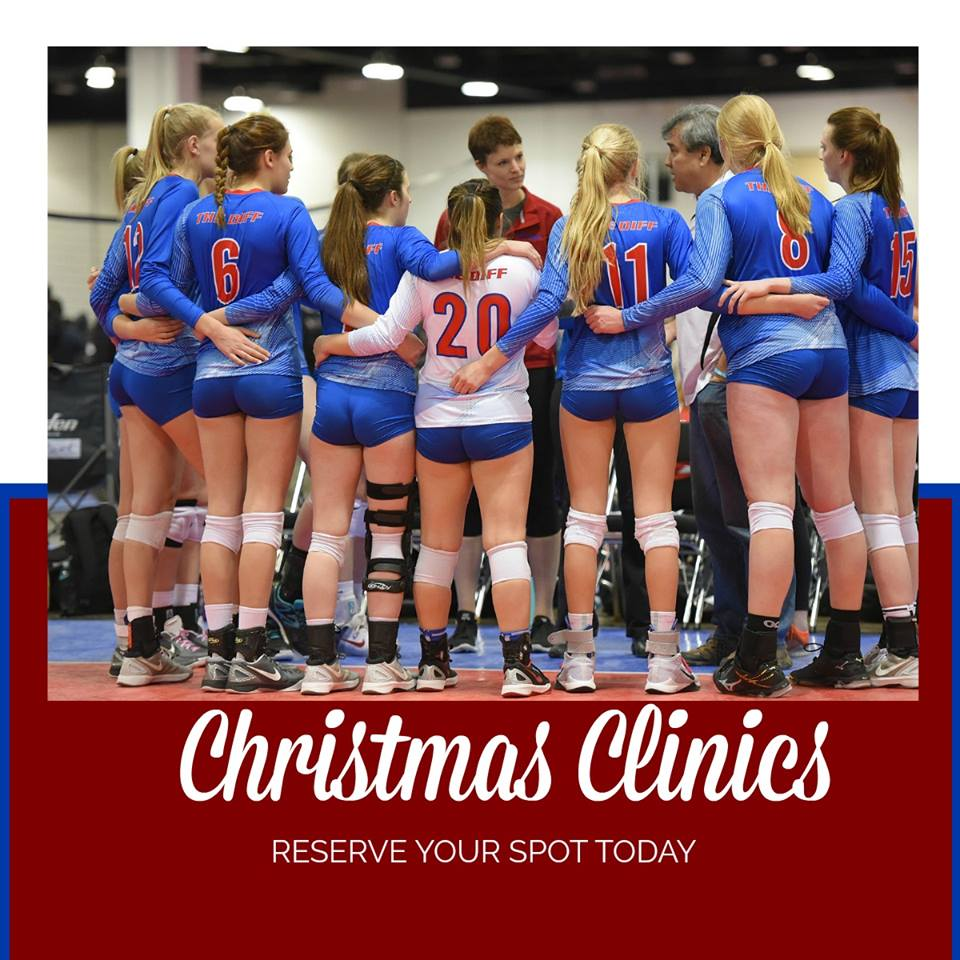 Christmas Clinics Are Here!