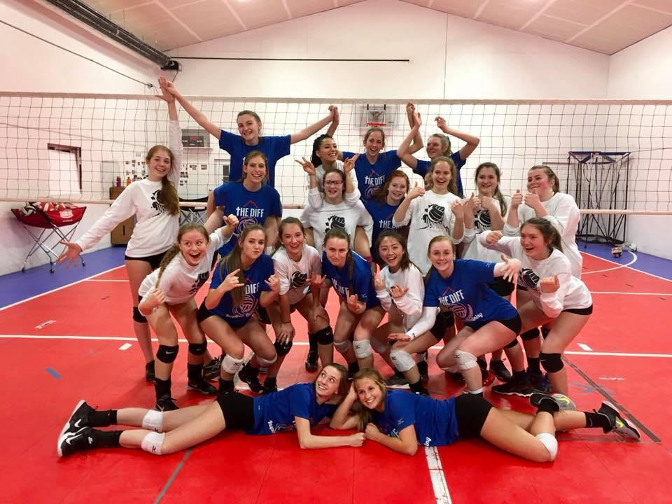 15's Played Alaska Team in Prep for Crossroads