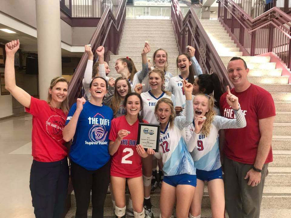 16's Stamped Their Ticket to Nationals!