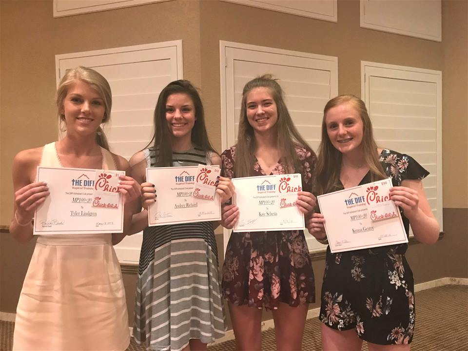 This year's MP 100+20 Award recipients consistently gave 100% of what their coaches asked from them mentally, 100% of what their coaches asked from them physically, and found a way to give another 20%. We are so proud of you!