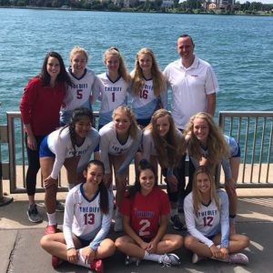 Great Job 15s,16s, and 17s at Nationals!