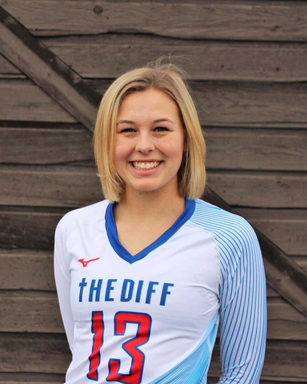 #13 Madison Schoeder
