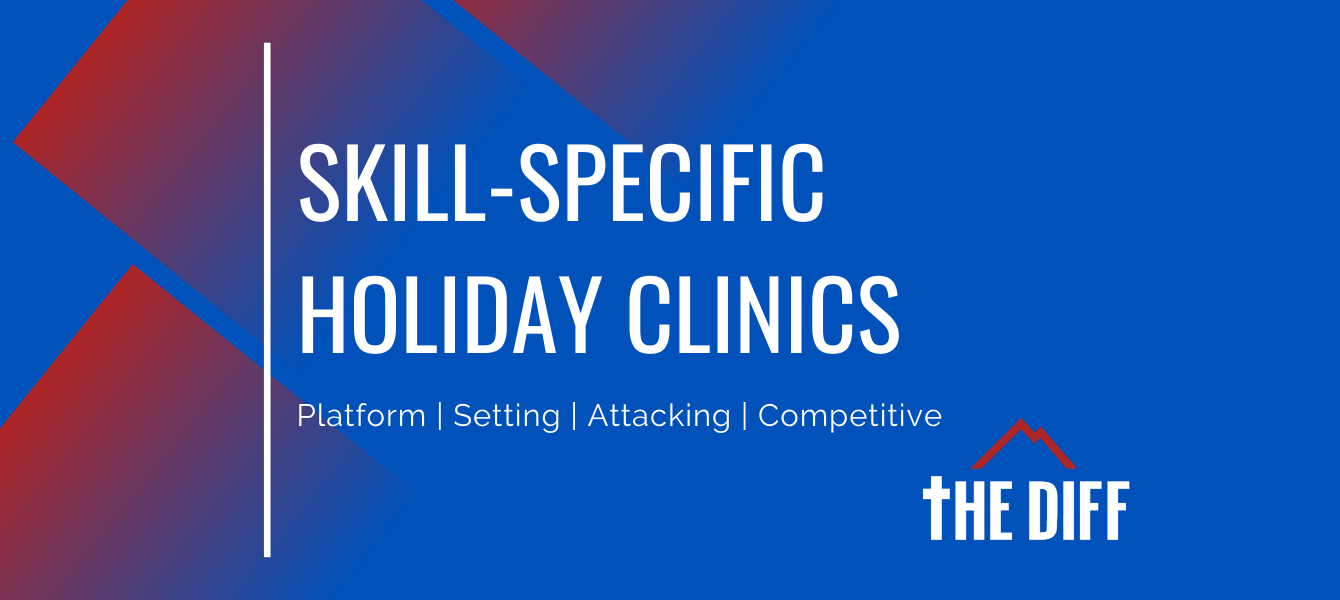 Winter Clinics at The Diff
