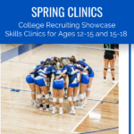 Register for Spring Clinics