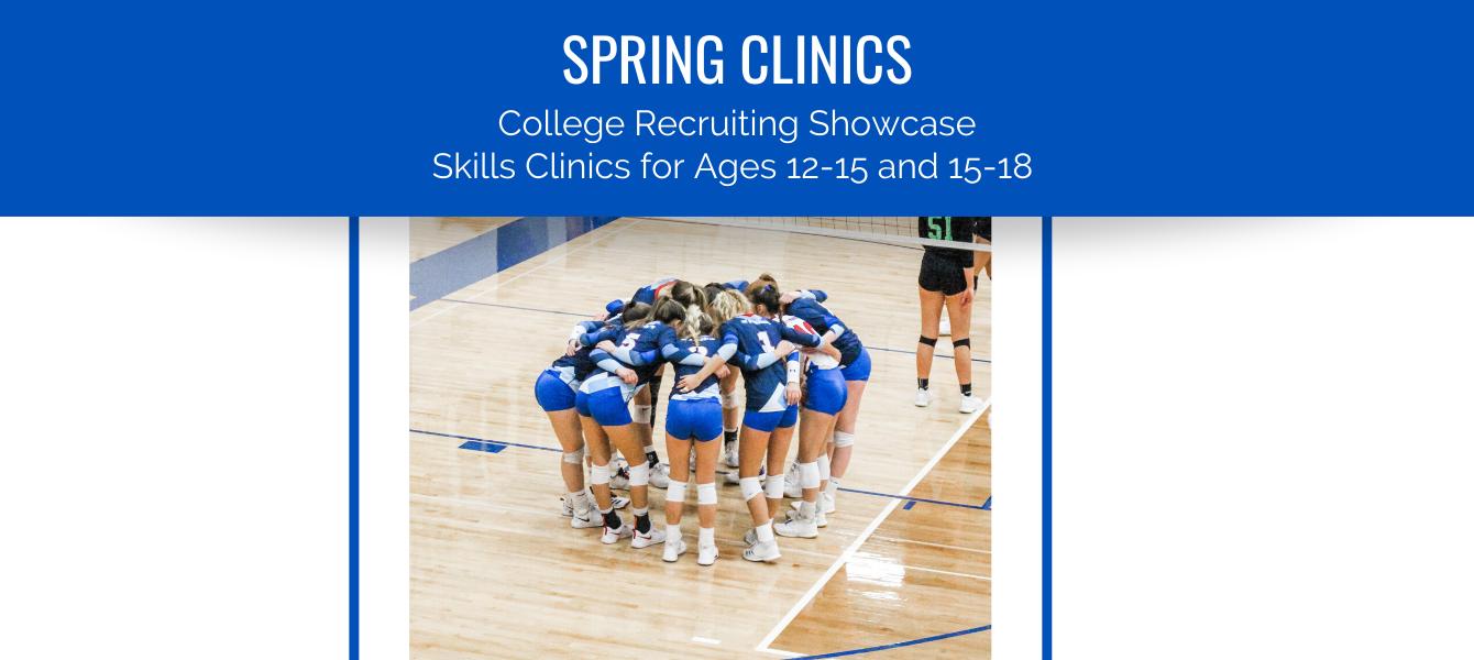 Register for Spring Clinics