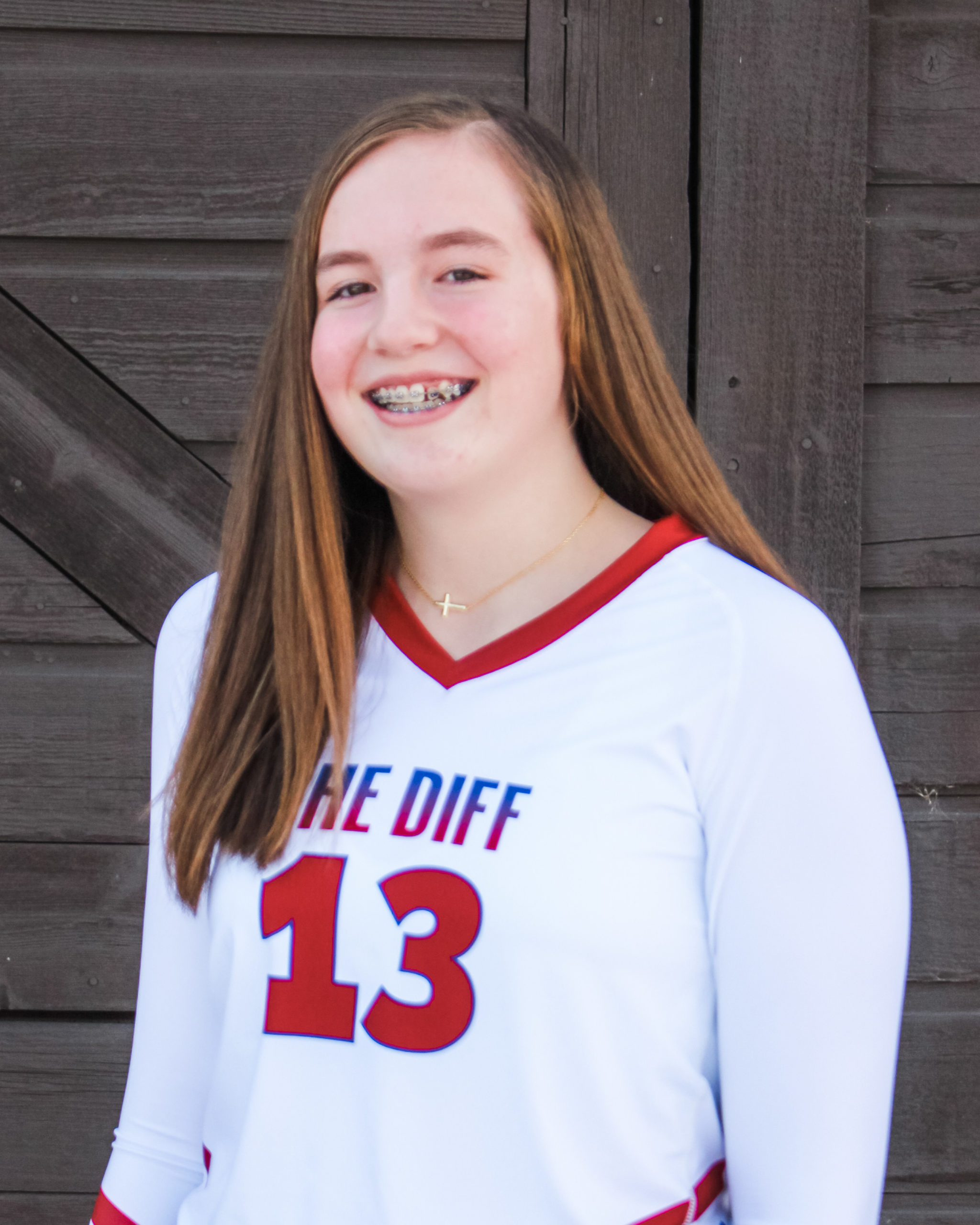 #13 Hannah Waldron