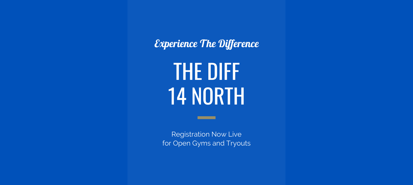 Introducing The Diff 14 North