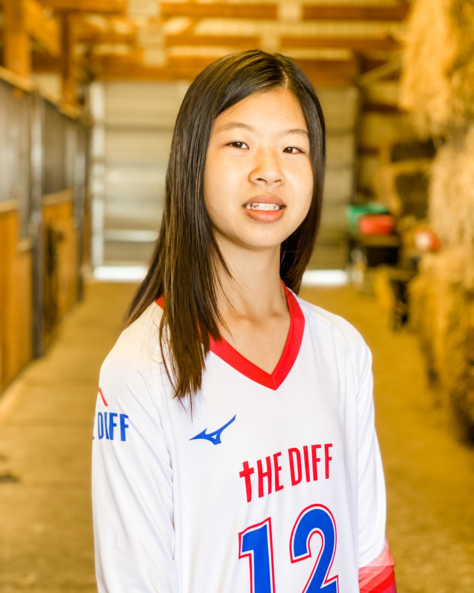 #12 Kathy Zheng